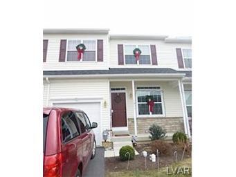 Rental Homes for Rent, ListingId:30945281, location: 1011 King Way Breinigsville 18031