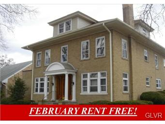 Rental Homes for Rent, ListingId:30956124, location: 2324 West Allen Street Allentown 18104