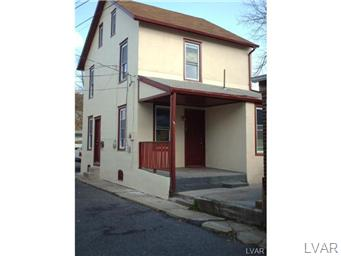 Rental Homes for Rent, ListingId:30956106, location: 836 West Pine Street Allentown 18102
