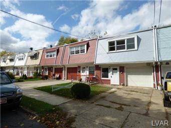 Rental Homes for Rent, ListingId:30975252, location: 2343 4Th Street Easton 18042