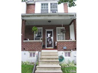 Rental Homes for Rent, ListingId:30984479, location: 15 .5 South 19th Street Allentown 18104