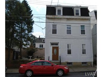 Rental Homes for Rent, ListingId:31017495, location: 918 Washington Street Easton 18042