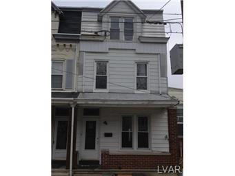 Rental Homes for Rent, ListingId:31017513, location: 719 North Lumber Street Allentown 18102