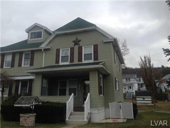 Real Estate for Sale, ListingId: 31017475, Lansford,PA18232