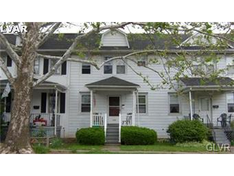 Real Estate for Sale, ListingId: 31017498, Bethlehem,PA18017
