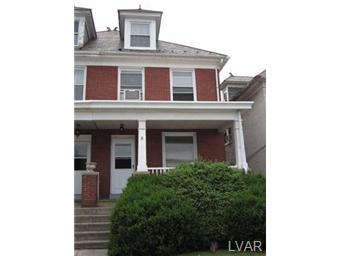 Rental Homes for Rent, ListingId:31049002, location: 1853 Hay Terrace Easton 18042