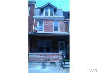 Rental Homes for Rent, ListingId:31088964, location: 519 1/2 North Jordan Street Allentown 18102