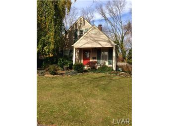 Rental Homes for Rent, ListingId:31088956, location: 945 Birch Road Hellertown 18055