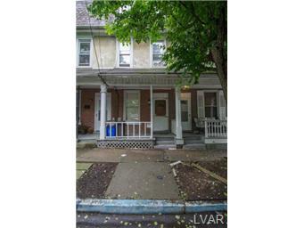 Rental Homes for Rent, ListingId:31153281, location: 231 West Fairview Street Bethlehem 18018