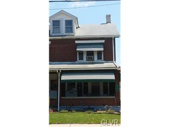 Rental Homes for Rent, ListingId:31199789, location: 917 North Front Allentown 18102