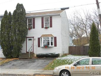 Rental Homes for Rent, ListingId:31199820, location: 521 Iron Street Easton 18042