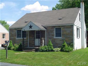Rental Homes for Rent, ListingId:31199929, location: 1433 North Ott Street Allentown 18104