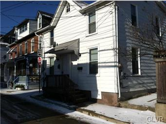 Rental Homes for Rent, ListingId:31222725, location: 1437 West COURT Street Allentown 18102