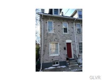 Rental Homes for Rent, ListingId:31237521, location: 208 North POPLAR Street Allentown 18109