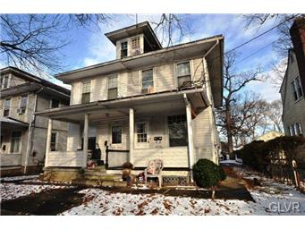 Rental Homes for Rent, ListingId:31265656, location: 506 South GREENWOOD Avenue Palmer Twp 18045