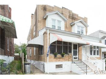 Rental Homes for Rent, ListingId:31265613, location: 224 East South Street Allentown 18109