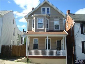 Rental Homes for Rent, ListingId:31278725, location: 805 North New Street Bethlehem 18018