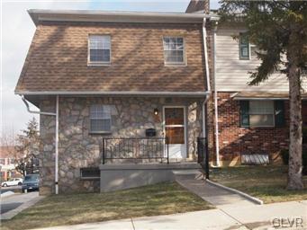 Rental Homes for Rent, ListingId:31278739, location: 625 Forrest Street Bethlehem 18015