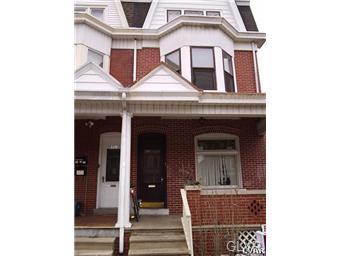 Rental Homes for Rent, ListingId:31326670, location: 1413 West Union Street Allentown 18102