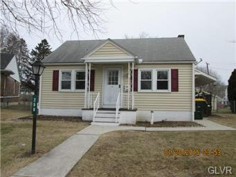 Rental Homes for Rent, ListingId:31341668, location: 250 Liberty Street Nazareth 18064