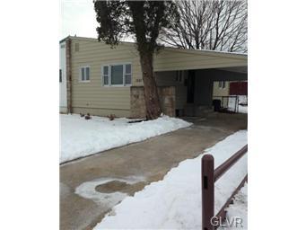 Rental Homes for Rent, ListingId:31341675, location: 1521 Elayne Street Bethlehem 18017