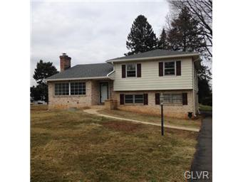 Rental Homes for Rent, ListingId:31341595, location: 3125 South Drive Allentown 18103