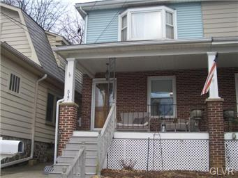 Rental Homes for Rent, ListingId:31373583, location: 517 Raub Street Easton 18042