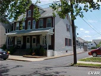Rental Homes for Rent, ListingId:31373587, location: 514 Laurel Street Bethlehem 18018