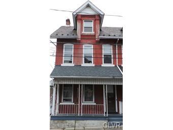Rental Homes for Rent, ListingId:31401974, location: 501 Pawnee Street Bethlehem 18015