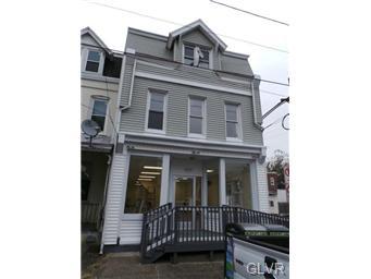 Rental Homes for Rent, ListingId:31430292, location: 601 North 9th Street Allentown 18102