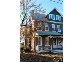 Rental Homes for Rent, ListingId:31430246, location: 927 High Street Bethlehem 18018
