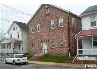 Rental Homes for Rent, ListingId:31463201, location: 22 West 2nd Street Alburtis 18011