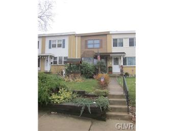 Rental Homes for Rent, ListingId:31476459, location: 758 Mohawk Street Allentown 18103