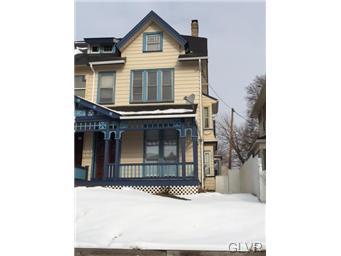 Rental Homes for Rent, ListingId:31506551, location: 1051 Northampton Street Easton 18042