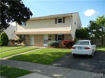 Rental Homes for Rent, ListingId:31538545, location: 330 Edward Lane Catasauqua 18032