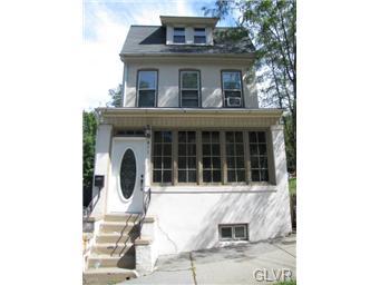 Rental Homes for Rent, ListingId:31538598, location: 811 Atlantic Street Bethlehem 18015