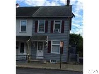 Rental Homes for Rent, ListingId:31538596, location: 132 West Chew Street Allentown 18102