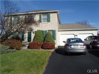 Rental Homes for Rent, ListingId:31607525, location: 3903 Scherman Boulevard Bethlehem Twp 18020