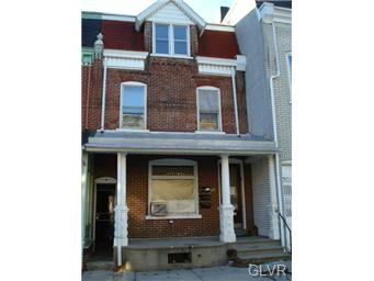 Rental Homes for Rent, ListingId:31607679, location: 238 1/2 North 11th Street Allentown 18102
