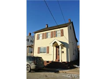 Rental Homes for Rent, ListingId:31684124, location: 610 Leibert Street Bethlehem 18018