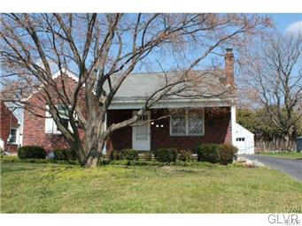 Rental Homes for Rent, ListingId:31717438, location: 2357 Albright Avenue Allentown 18104
