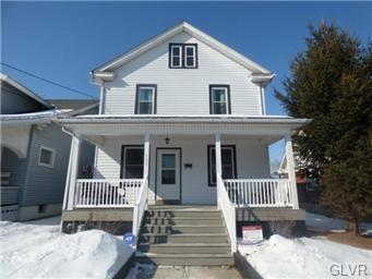 Rental Homes for Rent, ListingId:31803635, location: 621 11Th Avenue Bethlehem 18018