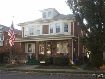 Rental Homes for Rent, ListingId:31837252, location: 929 Wood Street Bethlehem 18018