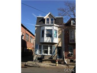 Rental Homes for Rent, ListingId:31852947, location: 223 North 10 Street Allentown 18102