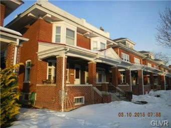 Rental Homes for Rent, ListingId:31852964, location: 938 North 19th Street Allentown 18104