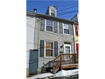 Rental Homes for Rent, ListingId:31944967, location: 128 South Rosewood Street Easton 18042
