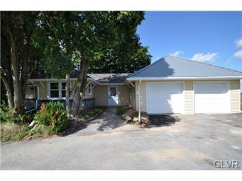 Rental Homes for Rent, ListingId:31972361, location: 5798 Limeport PIKE Upper Saucon 18034