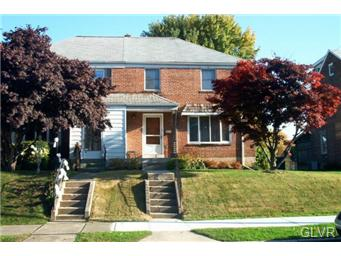 Rental Homes for Rent, ListingId:32049573, location: 1461 Lehigh Parkway Allentown 18103