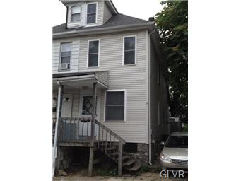 Rental Homes for Rent, ListingId:32060430, location: 121 South Peach Street Easton 18042