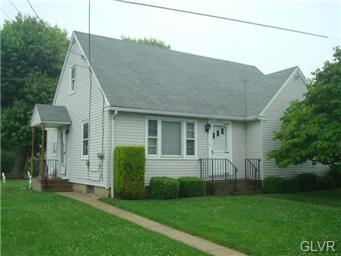 Rental Homes for Rent, ListingId:32080879, location: 831 Jennings Street Bethlehem 18017